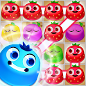 Pudding Pop - Connect & Splash Free Match 3 Game icon