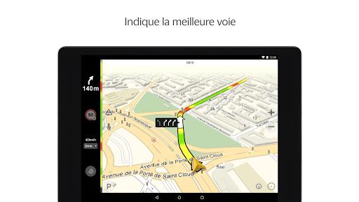 Yandex.Navi - Île-de-France screenshot 7