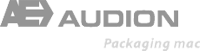 Netdata referentie logo: Audion