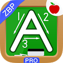 123s ABCs Handwriting Fun ZBP icon