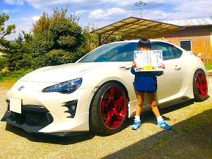 """86 ZN6 GT""""limited.high performance package""""のカスタム事例画像 Nobu with GARAGE FACEさんの2019年03月23日17:52の投稿"""