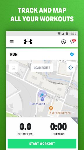 Map My Hike GPS Hiking screenshot 1
