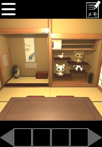 Cape's escape game 4th room Screenshot
