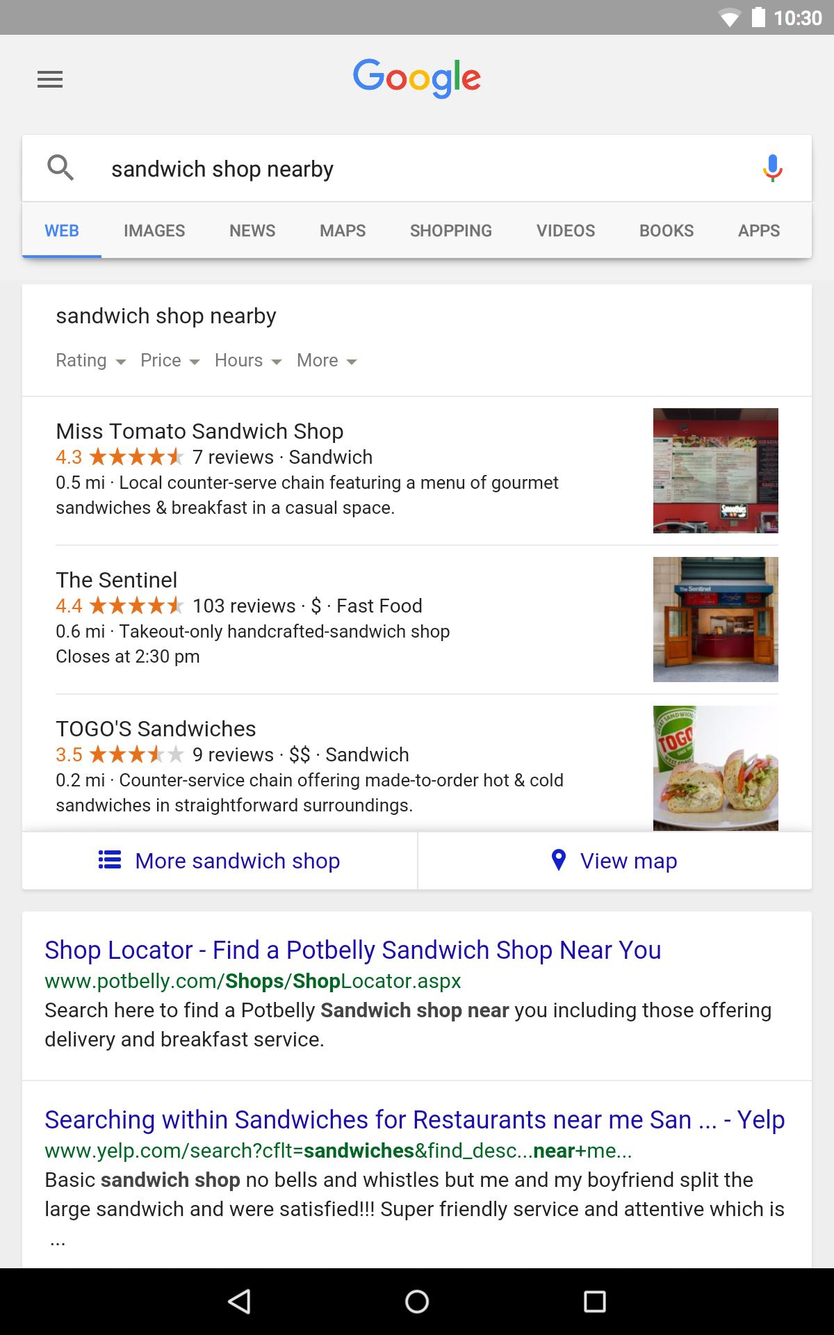 Google screenshot #16