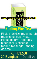 kuding plus tea