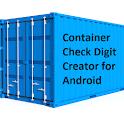 Container Check Digit Creator icon