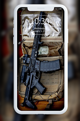 Gun Wallpaper 1.0 screenshots 6