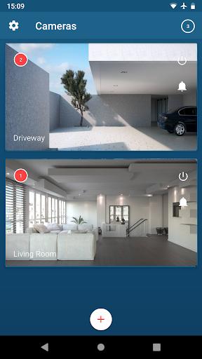 bosch smart camera screenshot 1