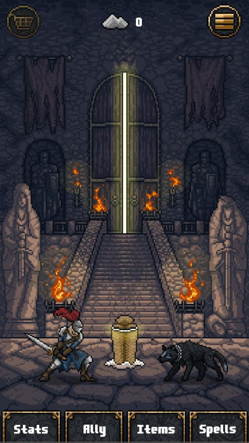 Tap Souls- screenshot