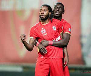La folle (dernière?) saison de Dieumerci Mbokani avec l'Antwerp