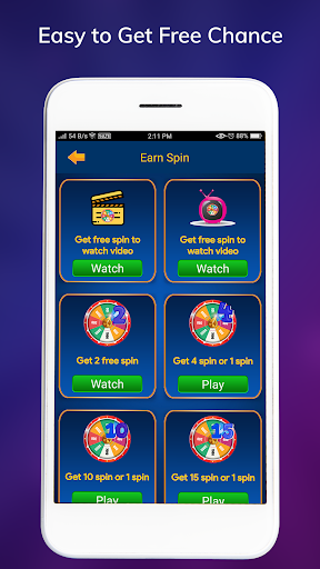Luck By Spin - Lucky Spin Wheel  screenshots 4