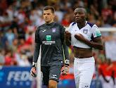 Mercato Pro League: Edo Kaymebe quitte Anderlecht pour l'AS Eupen