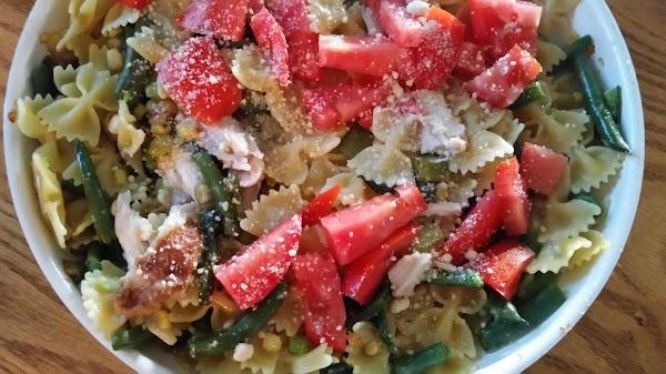 Chicken And Veggies Recipe