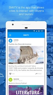 SMIITY SMart Interactive cITY- screenshot thumbnail