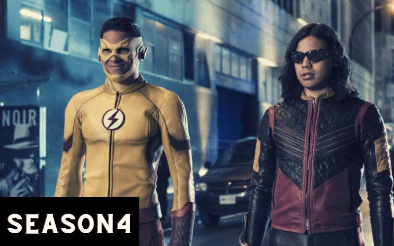 Index of The Flash Season 4
