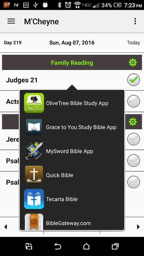 Bible reading plan android apps on google play for Plan app