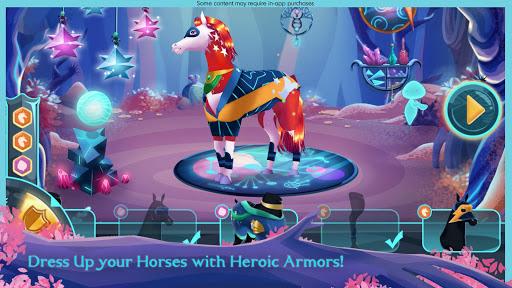 EverRun: The Horse Guardians - Epic Endless Runner 2.1 mod screenshots 3