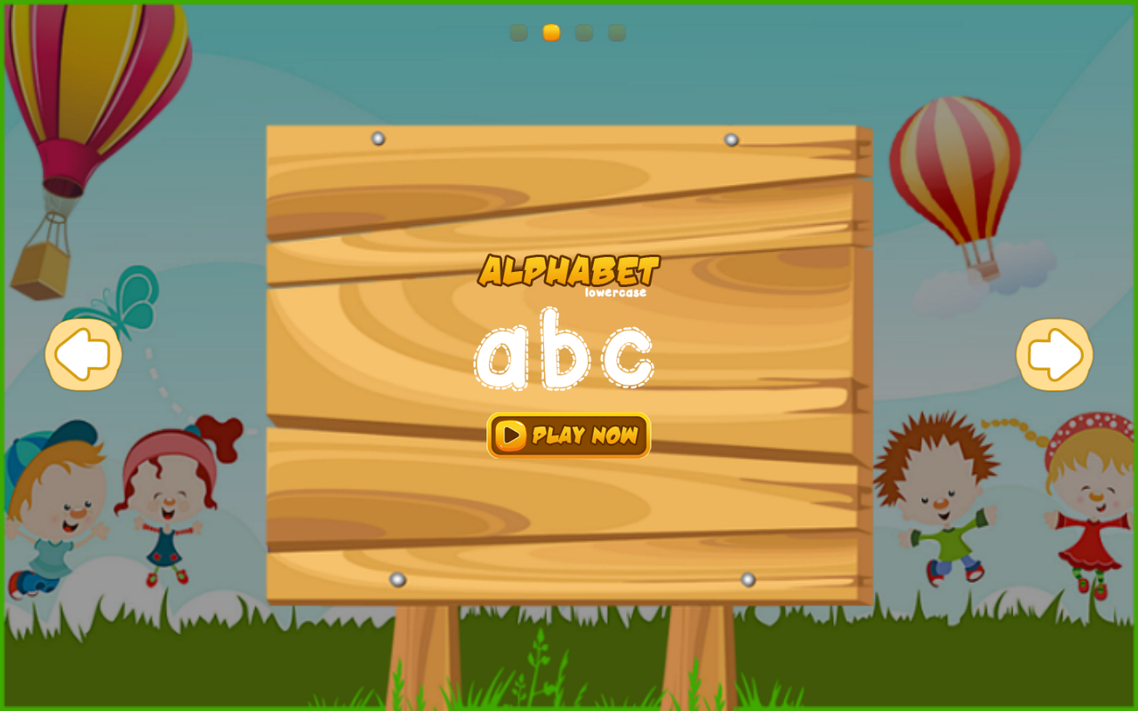 Kids ABC Drawing- screenshot