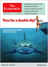Photo: The Economist cover . August 6th 2011
