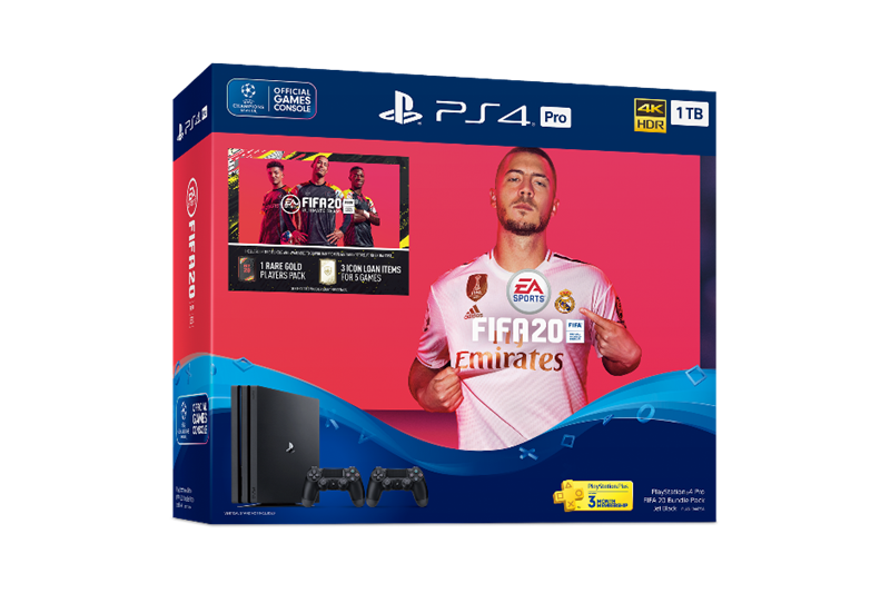 FIFA 20 Bundle Pack