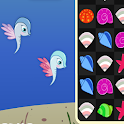 Seashell Gems Twist icon