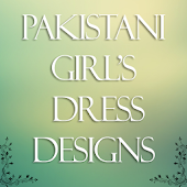 Pakistani Girls Dress Designs