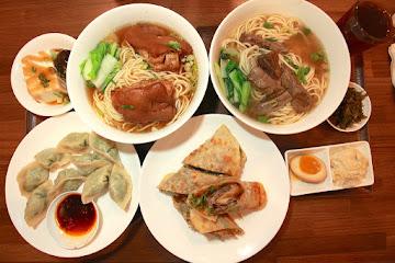 空廚牛肉麵 青海店
