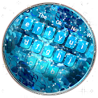 Glitter Sequin Flip Keyboard Theme icon