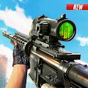 Police Sniper 2019 - Best FPS Shooter : Gun Games icon