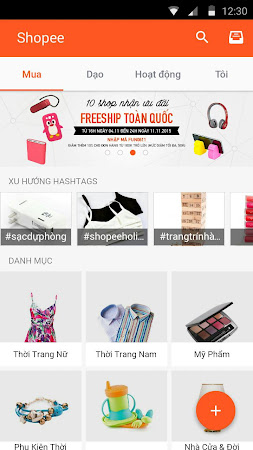 Shopee: Mua bán trên di động 2.2.34 screenshot 381519