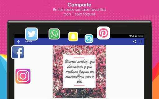 Muy Buenas Noches con Flores 1.0 screenshots 14