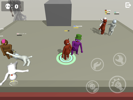 Noodleman.io 2 - Fun Fight Party Games  screenshots 10