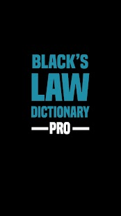 The Law Dictionary- screenshot thumbnail