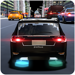 RC City Police Heavy Traffic Racer Icon