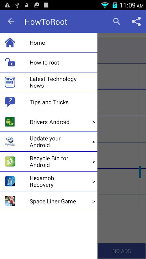 Root Android all devices- screenshot