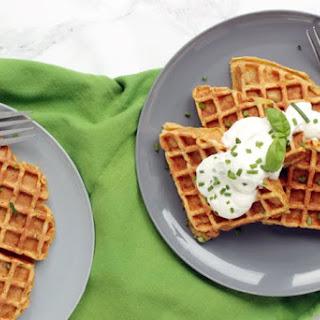 Healthy Sweet Potato Waffles Recipes