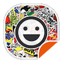 WAStickerApps Stickify: Explore & Create Stickers icon