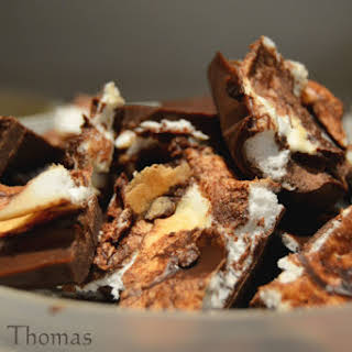 Skinny Meringue Chocolate Bites.