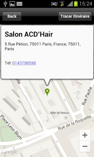 玩免費生活APP|下載Salon ACD'Hair app不用錢|硬是要APP