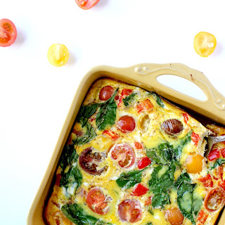 Vegetable Frittata Dairy Free Recipes