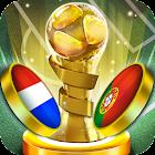 足球 世界杯 冠军 - 桌上足球 运动 比赛 - 2019 WORLD CAPS SOCCER icon
