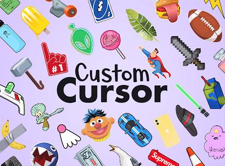 Custom Cursor for Chrome™