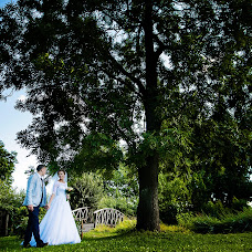 Wedding photographer Viktoriya Mashkova (levika). Photo of 09.08.2017