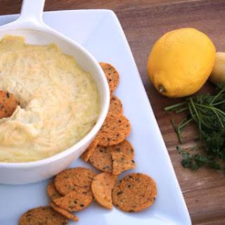 Easy Baked Artichoke Dip Recipe