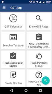 GST App - Verify, Tax Payers, Status & Rate Finder- screenshot thumbnail