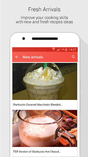 Juice Recipes for Android apk 4
