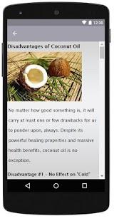 Coconut Oil for Hair - náhled