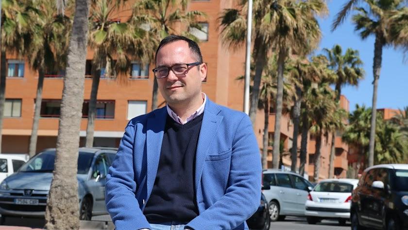 José Antonio Álvarez Bermejo, en la UAL