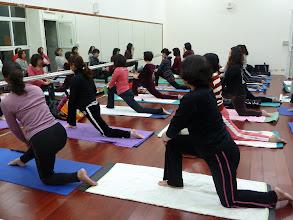 Photo: 20110330健康活力瑜珈003