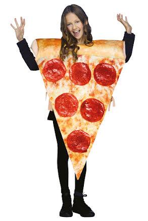 Dräkt, Pizza barn